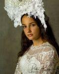 Eva met hoofdtooi, Fine Art Fotografie